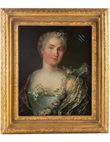Portrait of Pauline Gift of Cerny....