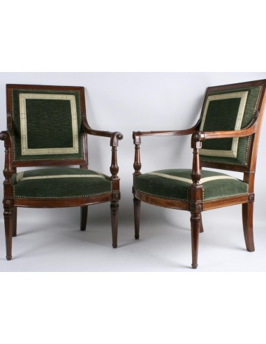 A Directory (1795-1799) period pair...