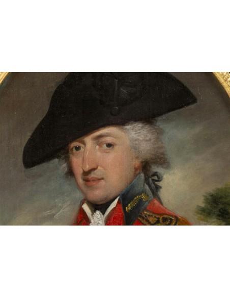 John Brown (1752 - 1787) : Portrait of Sir Edwards.